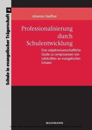 Professionalisierung durch Schulentwicklung