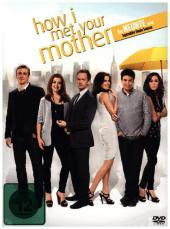 How I Met Your Mother, 3 DVDs