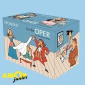 Große Oper für kleine Hörer, 13 Audio-CDs