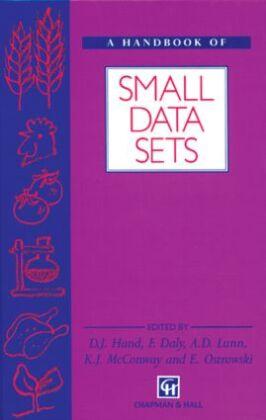 A Handbook of Small Data Sets