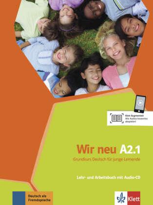 Lehr- und Arbeitsbuch mit Audio-CD