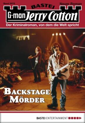 Jerry Cotton - Backstage Mörder