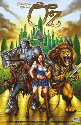 Grimm Fairy Tales präsentiert: OZ, Band 1