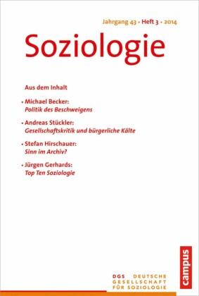 Soziologie 3.2014