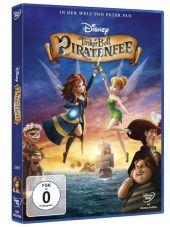 TinkerBell und die Piratenfee, 1 DVD Cover