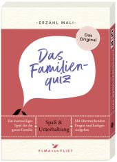 Erzähl mal!, Das Familienquiz (Spiel) Cover