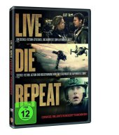 Edge of Tomorrow, 1 DVD Cover