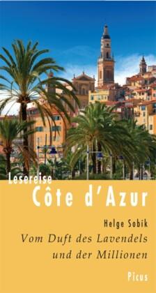 Lesereise Côte d'Azur