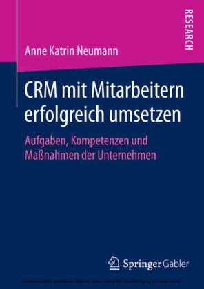 CRM mit Mitarbeitern erfolgreich umsetzen
