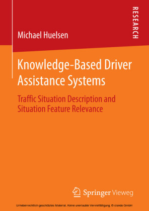 Knowledge-Based Driver Assistance Systems