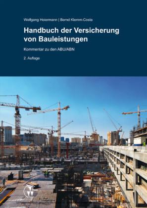 Handbuch der Versicherung von Bauleistungen
