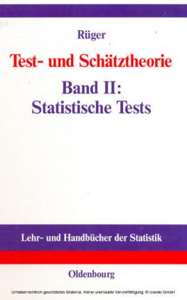 Test- und Schätztheorie
