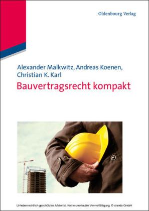 Bauvertragsrecht kompakt