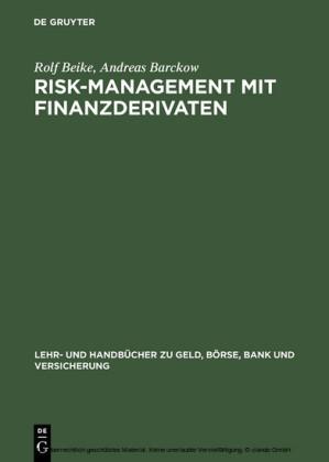 Risk-Management mit Finanzderivaten