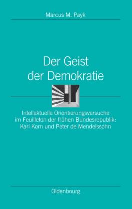 Der Geist der Demokratie