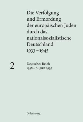 Deutsches Reich 1938 - August 1939