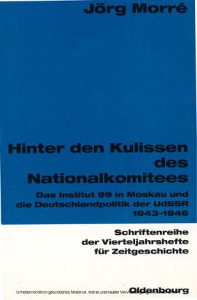Hinter den Kulissen des Nationalkomitees