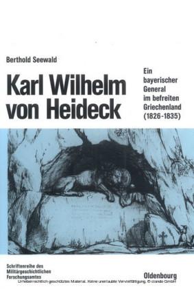 Karl Wilhelm von Heideck