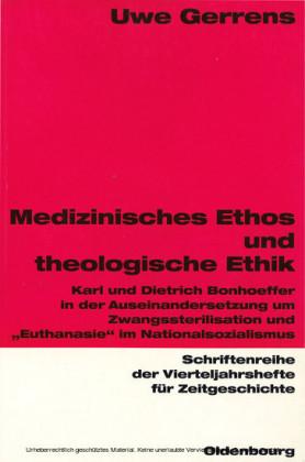 Medizinisches Ethos und theologische Ethik