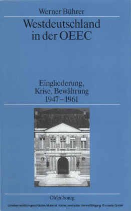 Westdeutschland in der OEEC