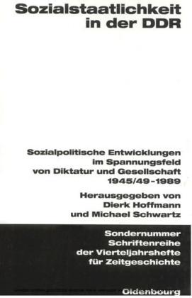 Sozialstaatlichkeit in der DDR
