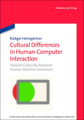 Cultural Differences in Human-Computer Interaction