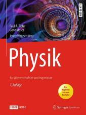 Physik für Wissenschaftler und Ingenieure Cover