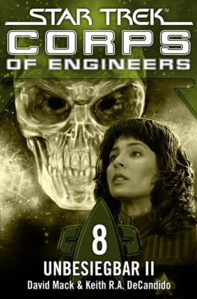 Star Trek - Corps of Engineers 08: Unbesiegbar 2. Tl.2