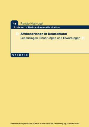 Afrikanerinnen in Deutschland