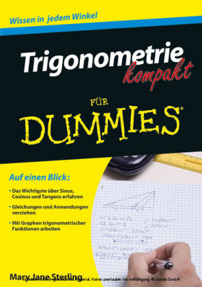 Trigonometrie kompakt fur Dummies