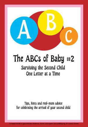 The ABCs of Baby No.2