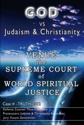 God vs. Judaism and Christianity