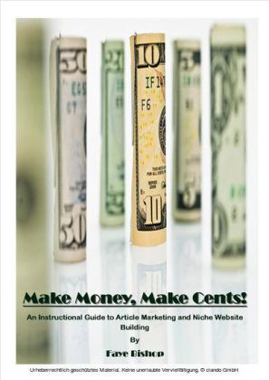Make Money, Make Cents!