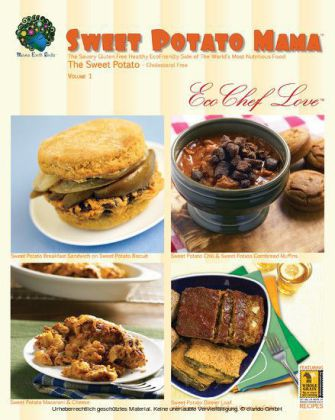 Sweet Potato Mama Cookbook