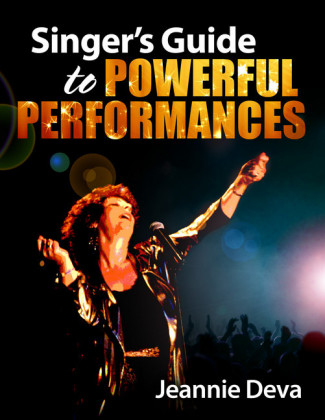Singer's Guide to Powerful Performances