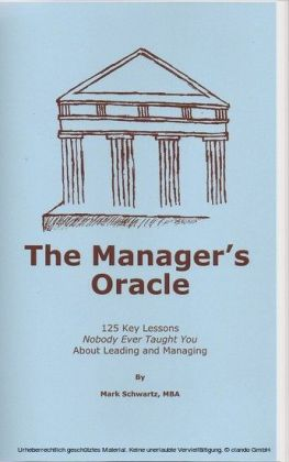 The Manager's Oracle