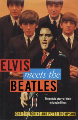 Elvis meets the Beatles