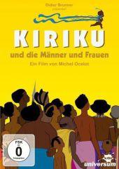 Kiriku und die Männer und Frauen, 1 DVD Cover