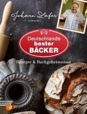Johann Lafer präsentiert: Deutschlands bester Bäcker Cover