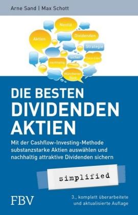 Die besten Dividenden-Aktien simplified