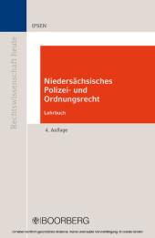 Niedersächsisches Polizei- und Ordnungsrecht