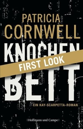 XXL-Leseprobe: Cornwell - Knochenbett