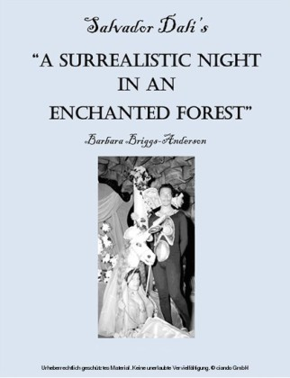 Salvador Dali's 'A Surrealistic Night in an Enchanted Forest'