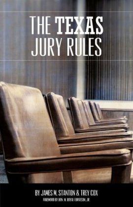 The Texas Jury Rules