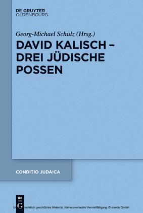 David Kalisch - drei jüdische Possen