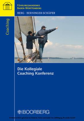 Die Kollegiale Coaching Konferenz