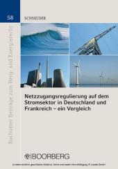 Netzzugangsregulierung auf dem Stromsektor in Deutschland und Frankreich - ein Vergleich