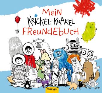 Mein Krickel-Krakel Freundebuch
