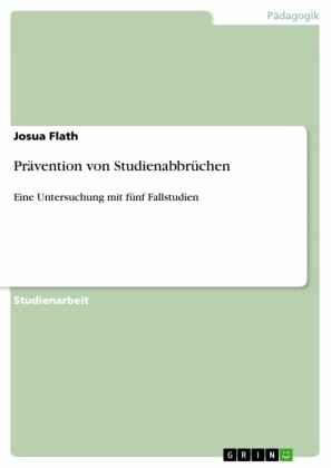 Prävention von Studienabbrüchen