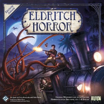 Arkham Horror - Eldritch Horror (Spiel)
